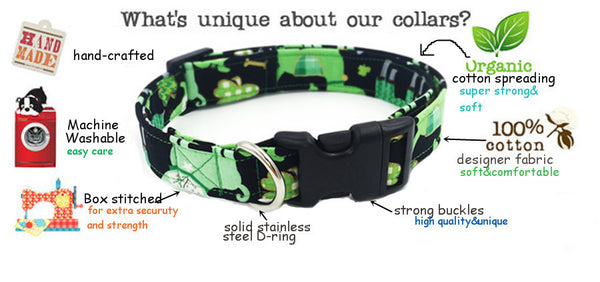 The Yellow Duck - Dog Collars - Apparel for Pets - 4
