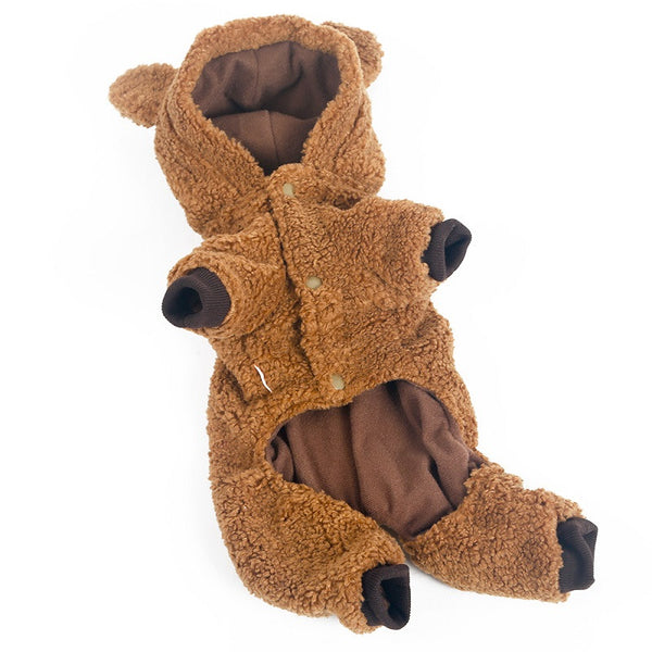 Bear Costume - Dog Costumes - Apparel for Pets