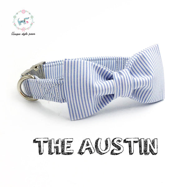The Austin - Dog Collars - Apparel for Pets - 1