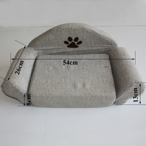 Fashionable Pet Lounge Chair - Dog Beds - Apparel for Pets - 2