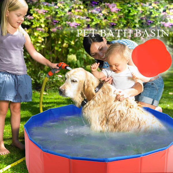 Foldable, Portable Pet Pool