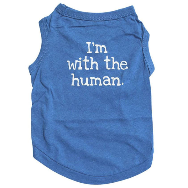 I'm with the Human - Apparel for Pets