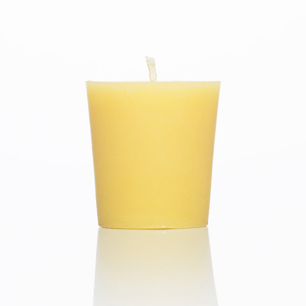 2 Inch Beeswax Votive Candle