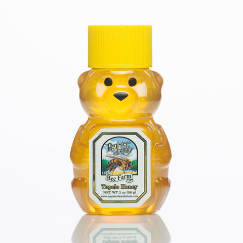 Raw Tupelo Honey - Honey Bear