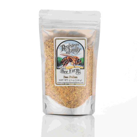 Great tasting Bee Pollen in a 10 oz size.