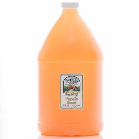 Raw Tupelo Honey - 1 Gallon