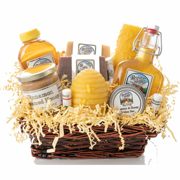 Large Wildflower and Tupelo Gift Baskets