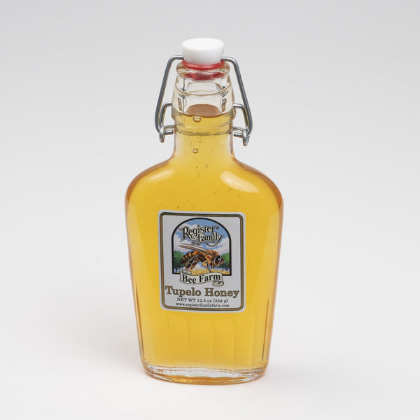 Raw Tupelo Honey - Swing-Top Flask