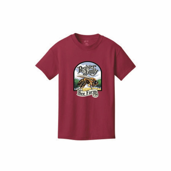 T-Shirt - Register Family Farm for Kids