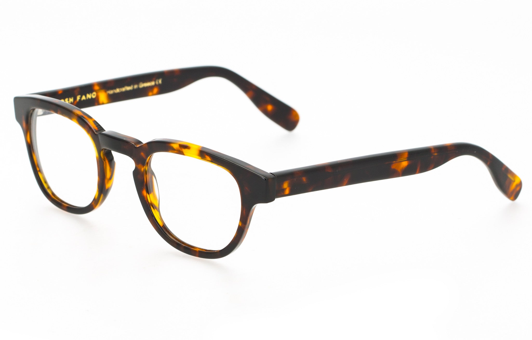 Oxford | Havana - Josh Fano Prescription Glasses Uk