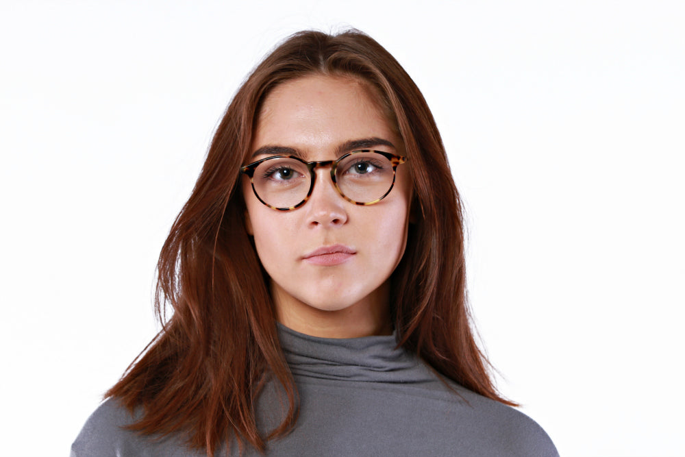 Blimey | Tortoiseshell - Josh Fano Prescription Glasses Uk