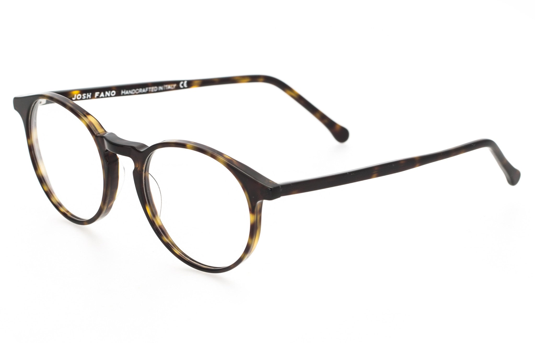 Blimey | Havana - Josh Fano Prescription Glasses Uk