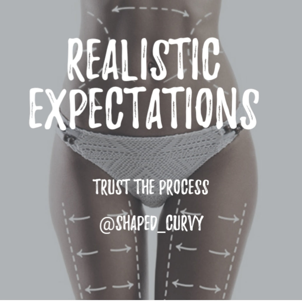 Realistic Expectations after Cosmetic Surgery