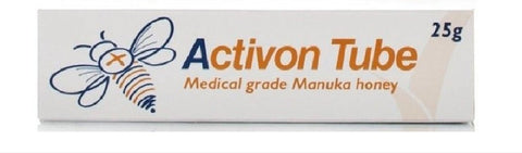Activon 100% Manuka Honey Tube 25g