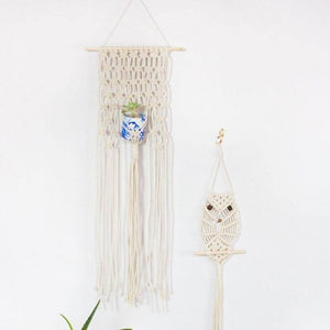 September Spoiler: TWO MACRAME PROJECTS
