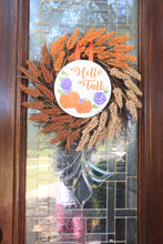 DIY Hello Fall Sign