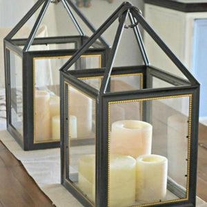 This Month's Project: Picture Frame Lantern