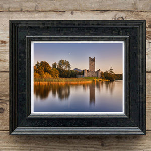 Ross Castle Reflected