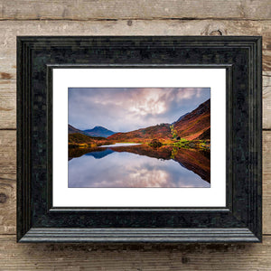 Glen Cannich Reflection