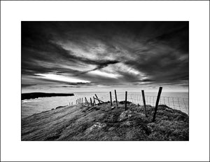 Black & White Landscape Print at The Wild Atlantic Way