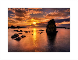 Irish Landscape Photography of Ballintoy
