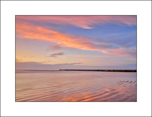 A fine Art Landscape of Castlerock on the North Coast of Ireland by Irish Fine Art Landscape Photographer John Taggart