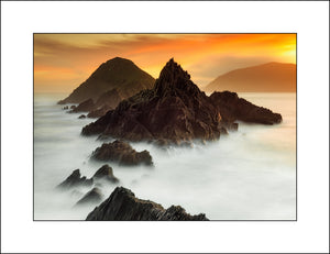 Irish Fine Art Photography of the Blasket Islands By Professional Photographic Artist John Taggart