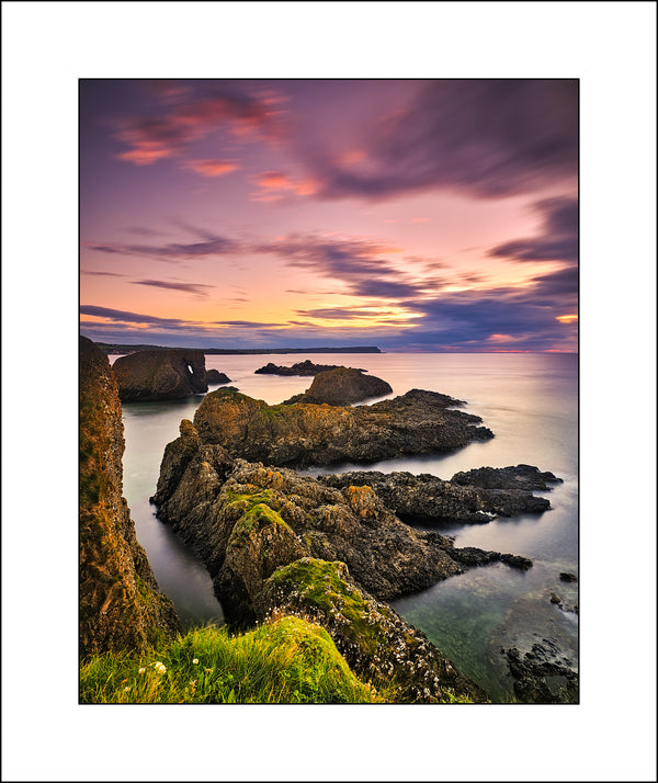 Irish Landscape at Ballintoy
