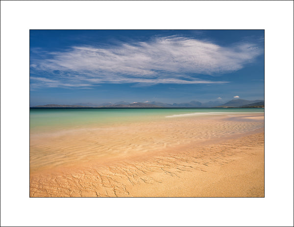 Scottish Landscape Photography at Sgaraasta Beach
