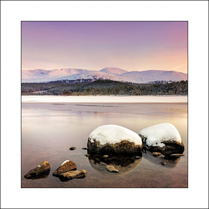 A Fine Art Scottish Landscape by photographic artist John Taggart