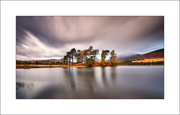 Scottish landscape Photography at Loch Tulla