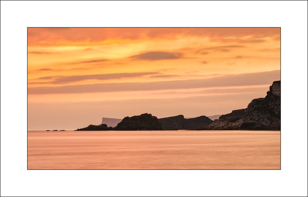 Irish landscape Photography Fair head Ballycastle