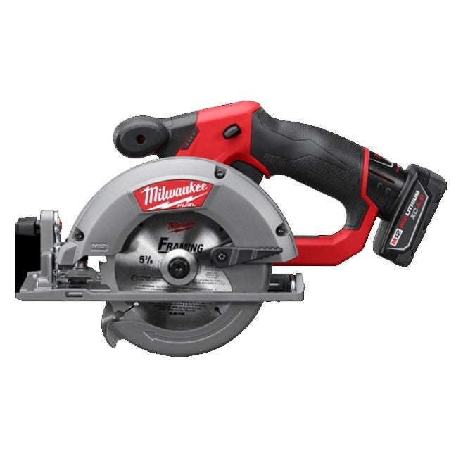 "M12 FUEL™ 5-3/8"" Circular Saw Kit (SKU#2530-21XC)"
