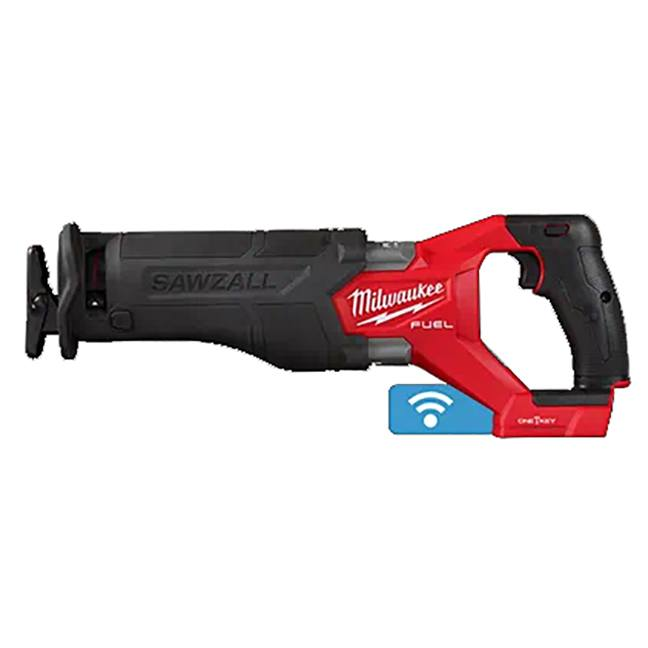 M18 FUEL SAWZALL Recip Saw with ONE-KEY (Tool Only) (SKU#2822-20)