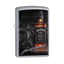 Jack Daniel's® Old No. 7 Tennessee Whisky Bottle Zippo (29570)