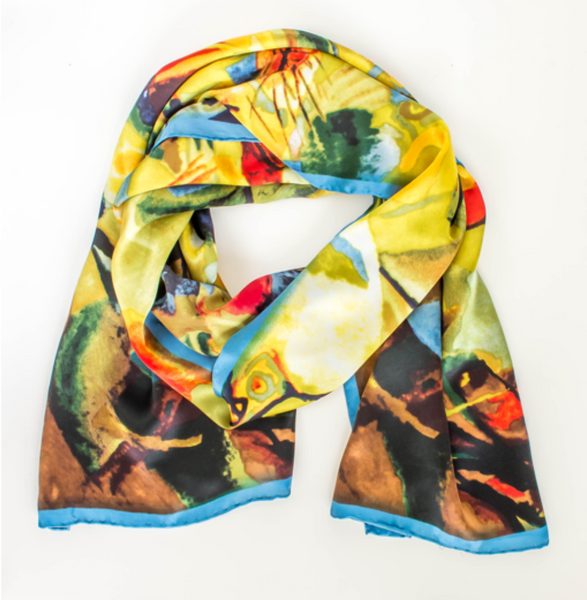 Scarf, Composition VII
