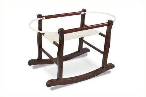 Deluxe Rocking Basket Stand