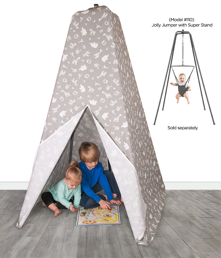 b7577b863 Teepee Tent (for Jolly Jumper with Super Stand)