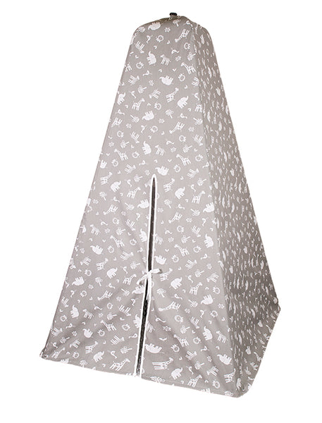Teepee Tent (for Jolly Jumper with Super Stand) - Grey Jungle