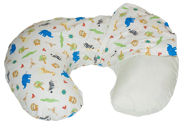 Baby Sitter Slip Cover - White Safari