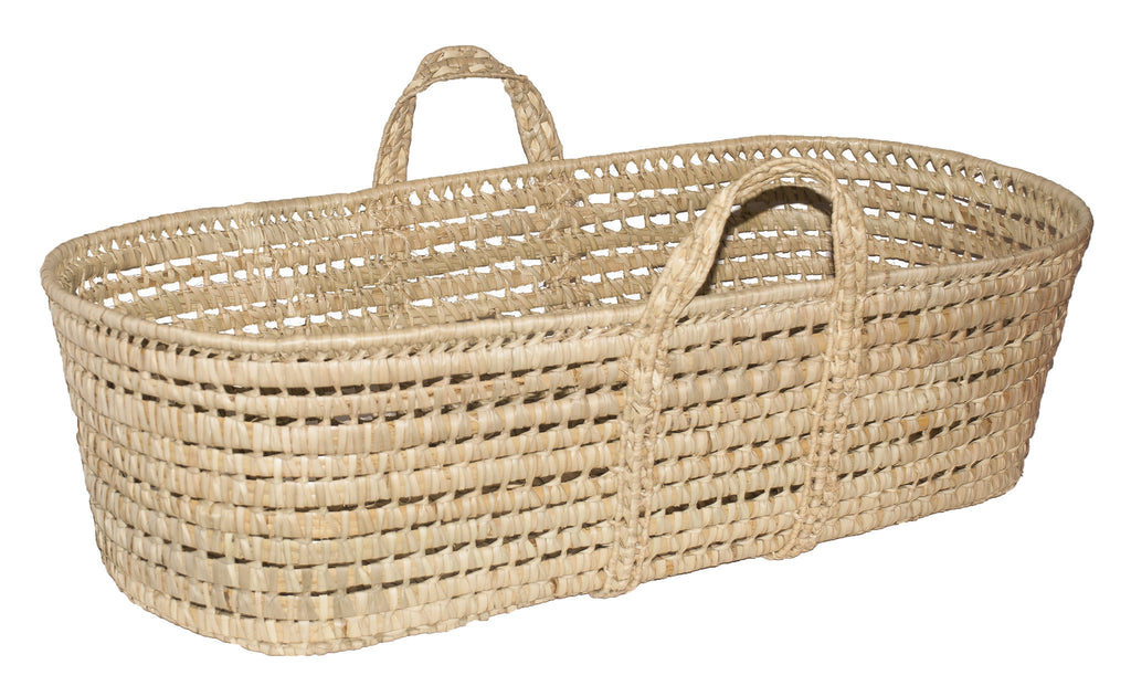 Raw Moses Basket