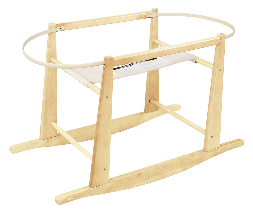 Rocking Basket Stand - Natural