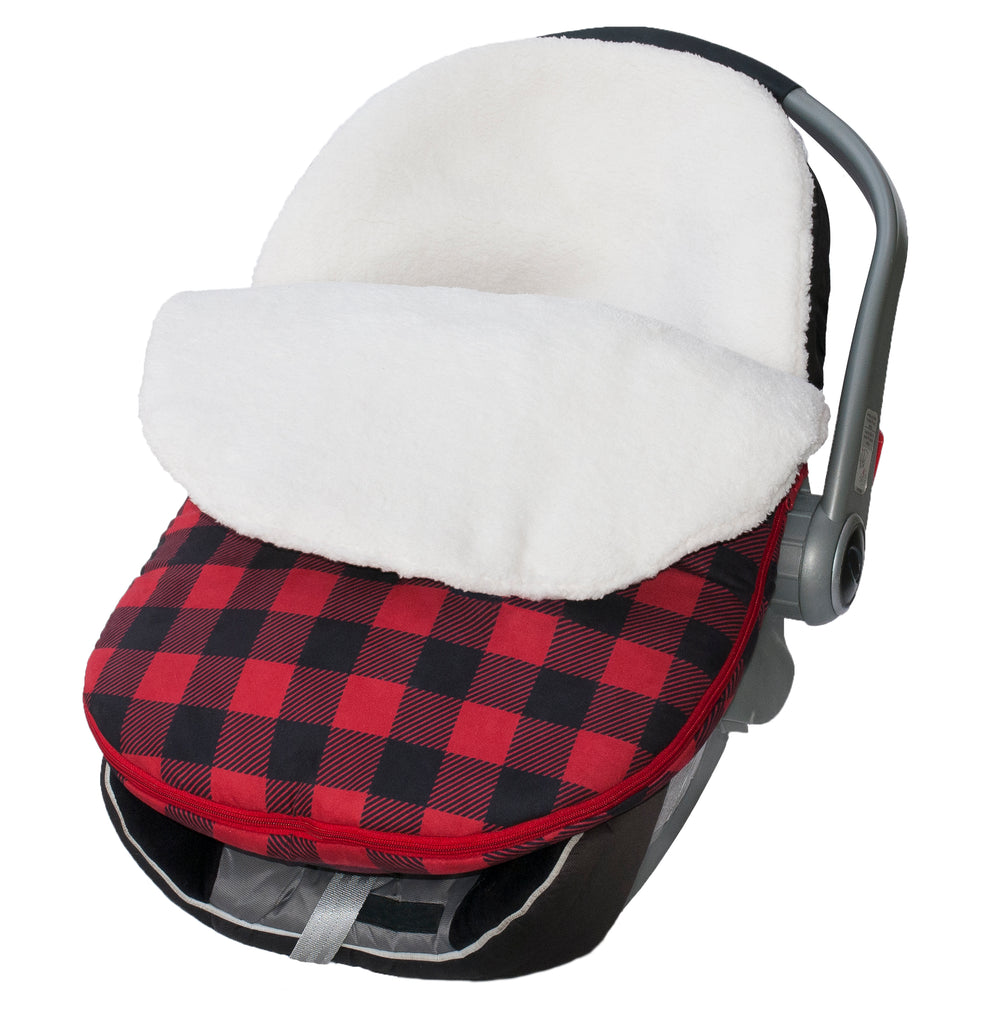 Cuddle Bag - Water Resistant - Buffalo Plaid