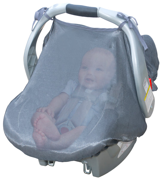 Solar Safe Infant Car Seat Net