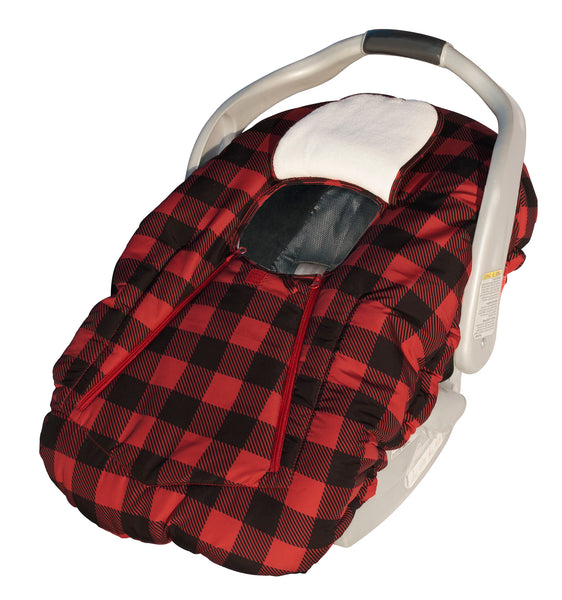 Deluxe Sneak-A-Peek - Buffalo Plaid