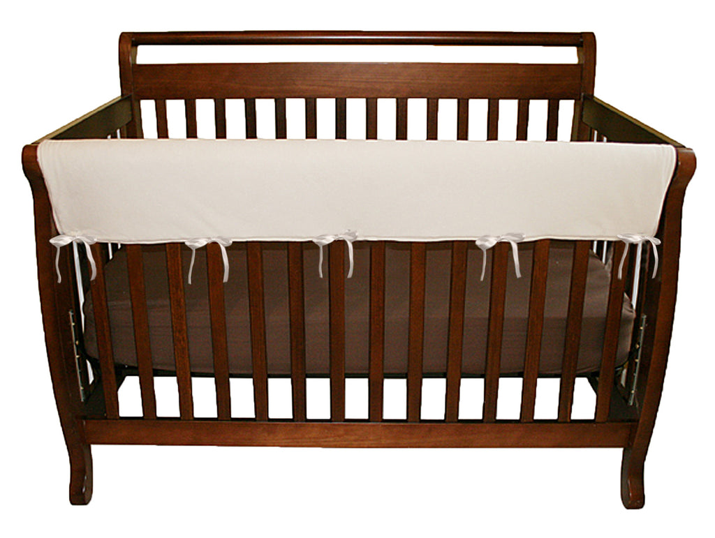 Soft Rail Convertible Crib Protector