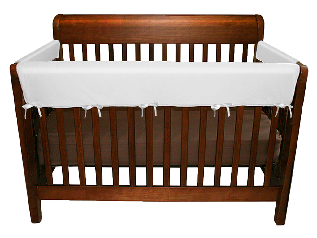 Soft Rail Convertible Crib Protector - 3 Piece