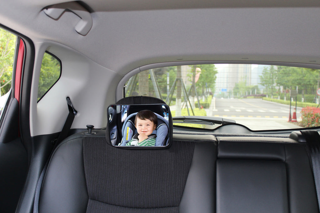 Jolly Jumper Drivers Baby Mirror