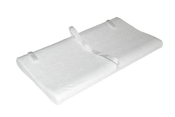 Contoured Change Pad with Removable Cover