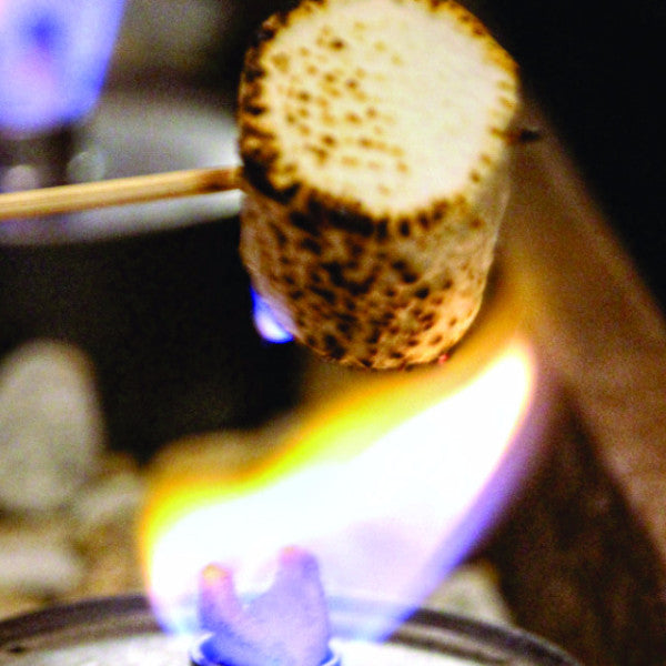 Round the Campfire S'mores Bar - Jacaranda Events
